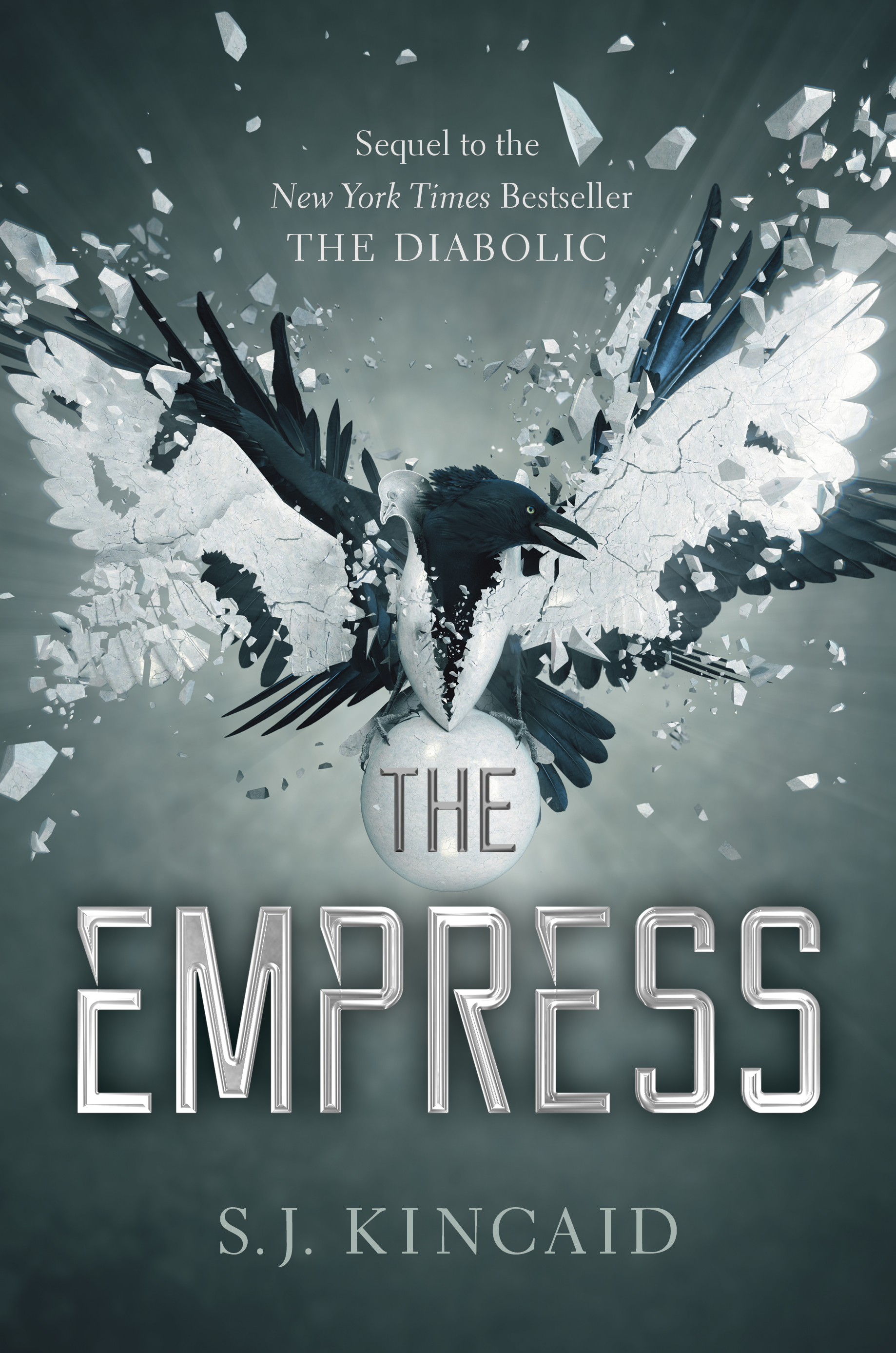 Review – The Empress by S.J. Kincaid