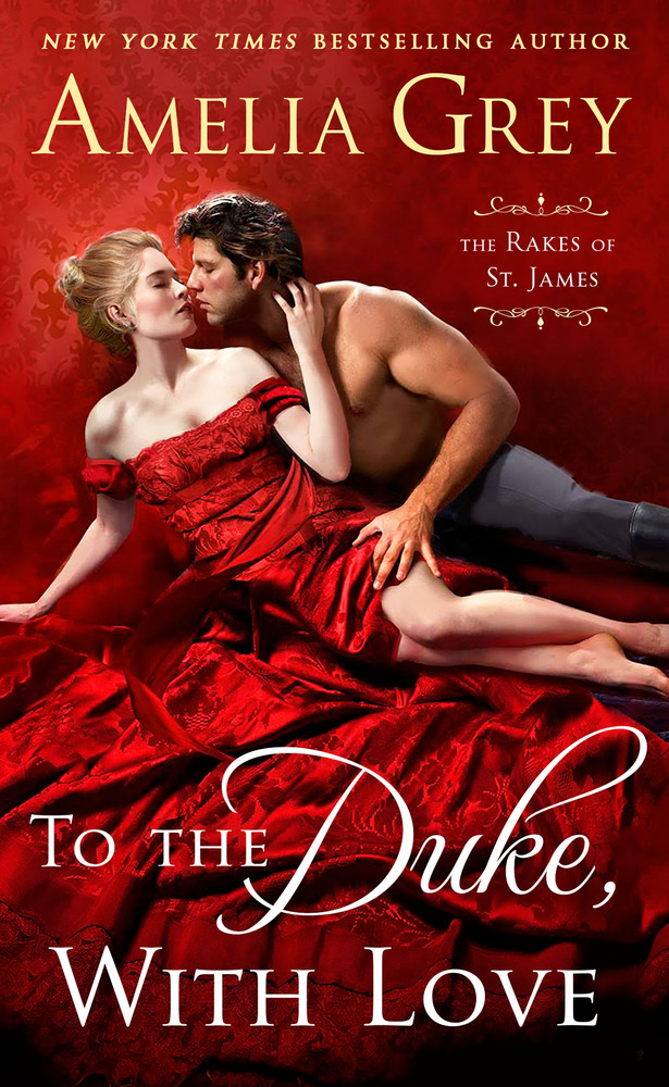 Review – To the Duke, with Love by Amelia Grey