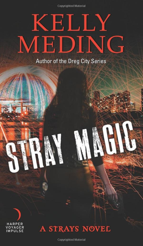 Talking Heads and 3 Love Interests | Stray Magic by Kelly Meding