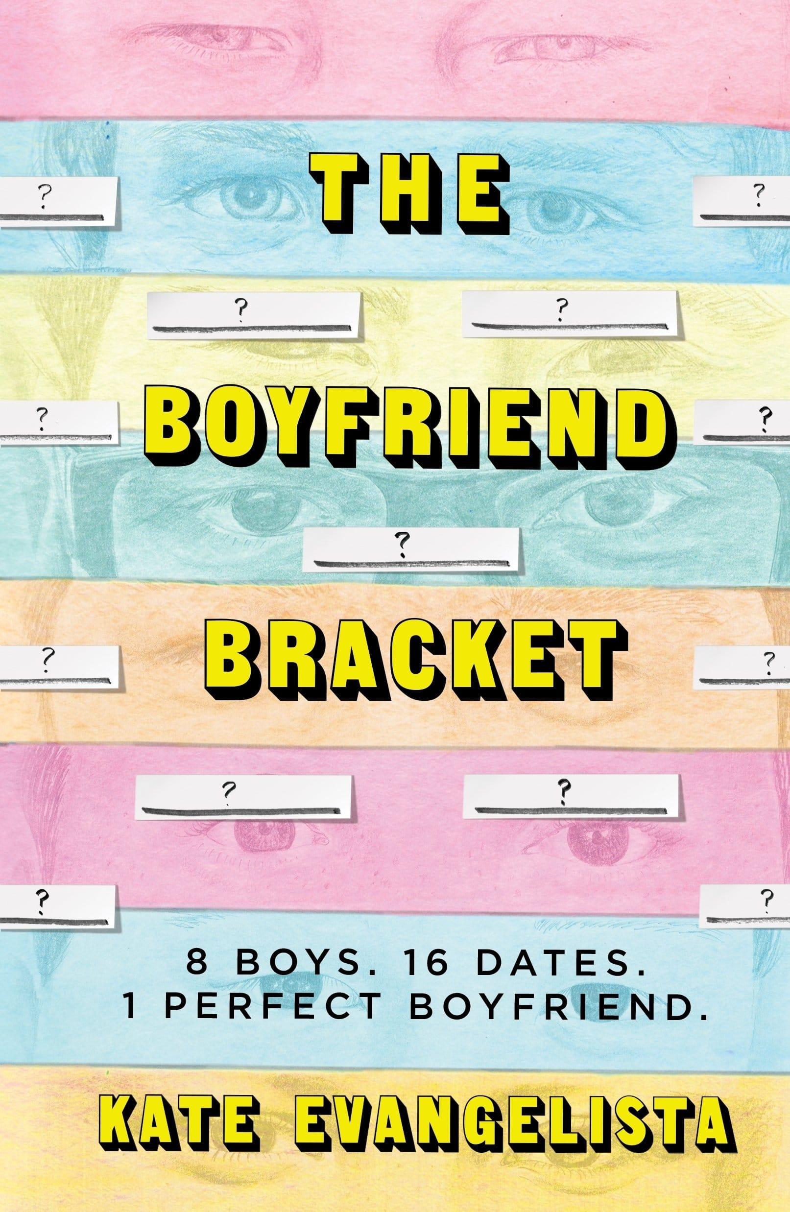 A Boyfriend but No Real Bracket | The Boyfriend Bracket by Kate Evangelista