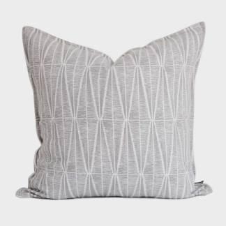 SYLVIA   Mist Grey   Cushion Cover