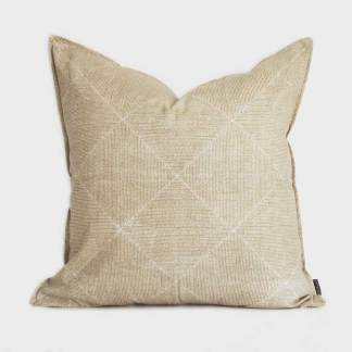 LOUIS | Ochre | Cushion Cover