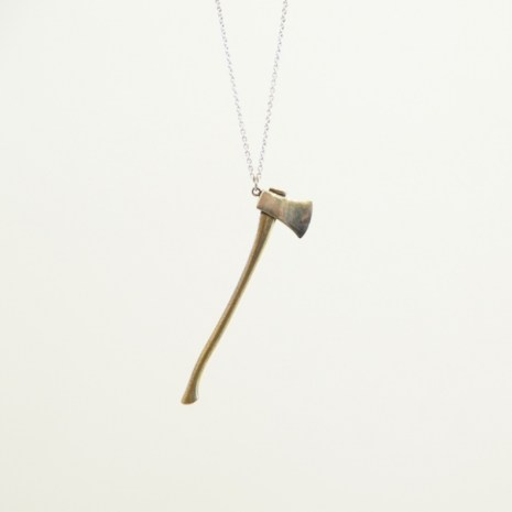 Editor's Pick- Axe Necklace