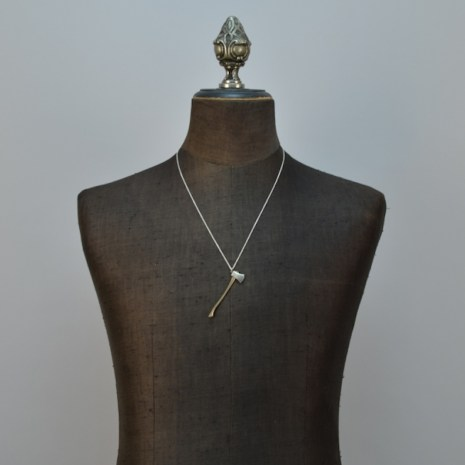 axe necklace image