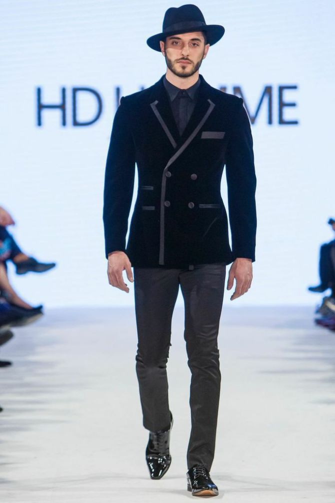 HD Homme - Fedora