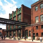 Novellahoods: Amanda's Guide to the Distillery District