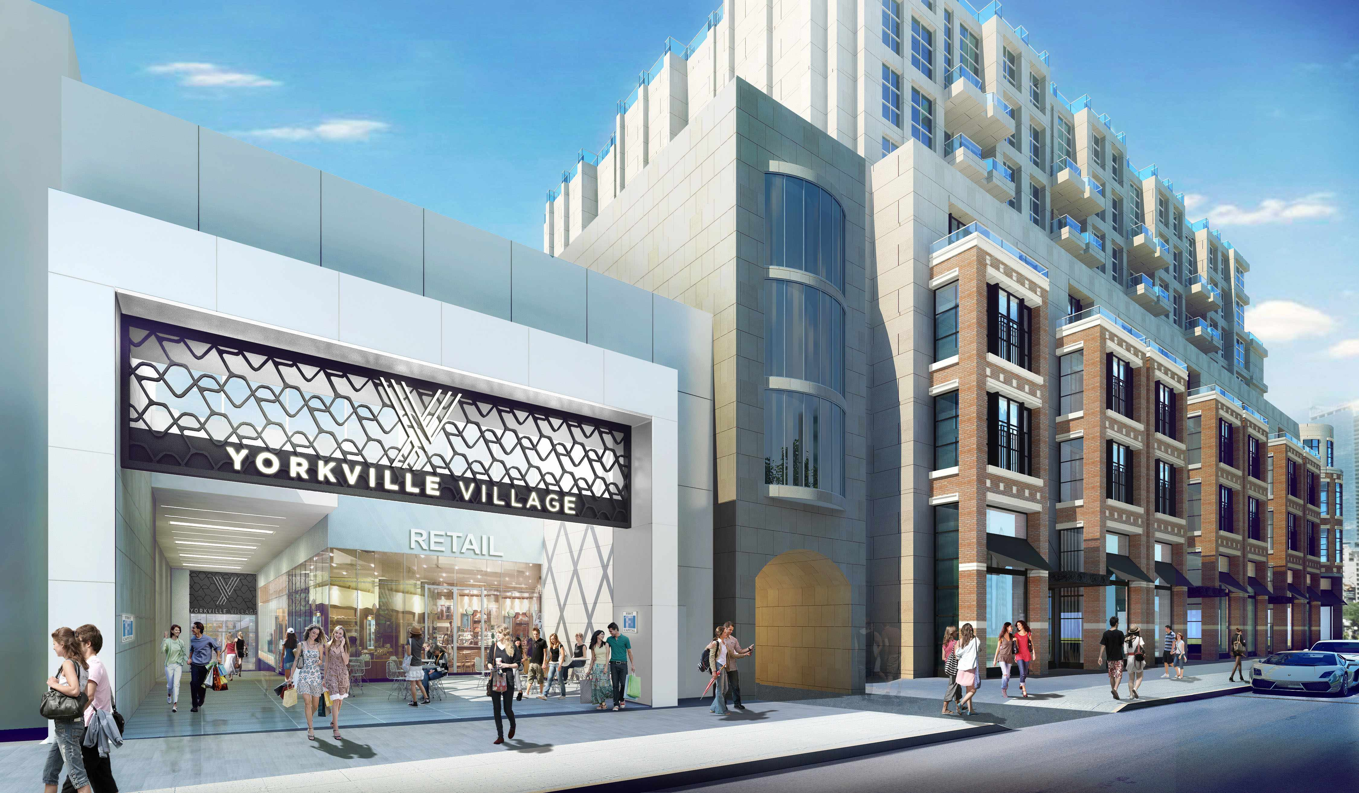 Yorkville Village is Getting a Facelift | Novella