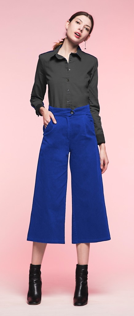 Photo: Royale Gabrielle Pant, $154 |Photo: Loup