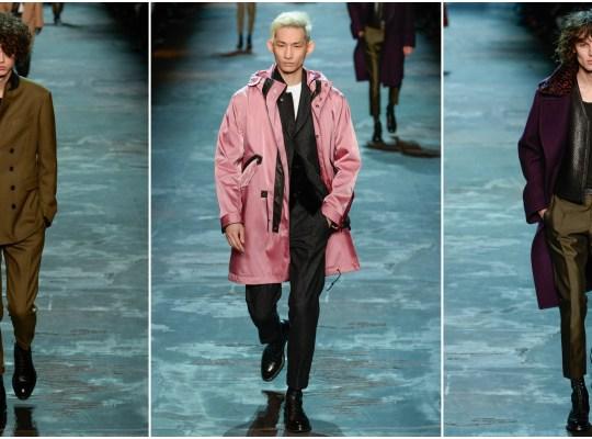 Five Paris Men's Fashion Week Shows That Stood Out