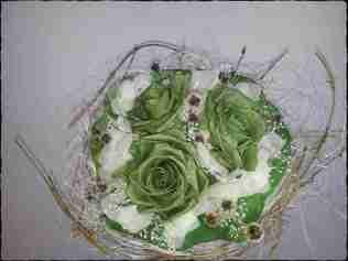 Nido Rosas Verdes