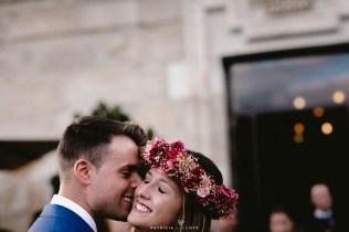 Vestido y corona NOVELLE- Foto Patricia With Love