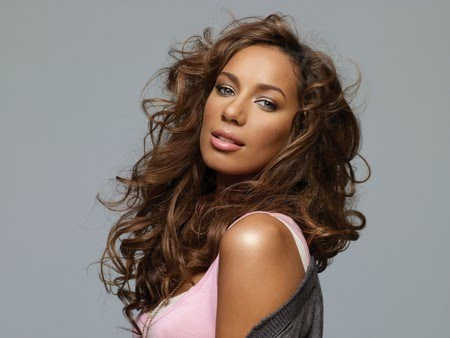 Bleeding Love - Leona Lewis Tops Radio Hitlist and Hit Charts