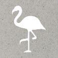 Artoz Motivstanzer Flamingo