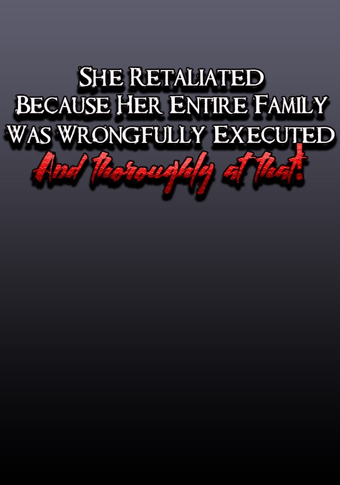 She Retaliated Because Her Entire Family Was Wrongfully Executed. And Thoroughly at That!