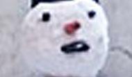 snowman-face