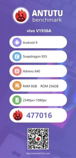 Alleged iQOO Neo Pro passes through AnTuTu revealing key specs