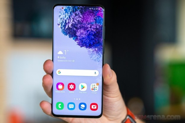 Samsung Galaxy S20 series is already receiving the April security update