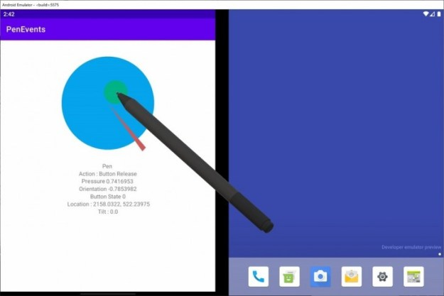 Microsoft Surface Duo to come with advanced stylus support and precision