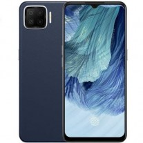 Oppo F17 in Navy Blue color