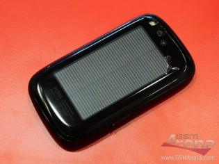 The Puma Phone had a solar panel to charge up its battery
