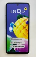 LG Q52 in multiple hands-on photos