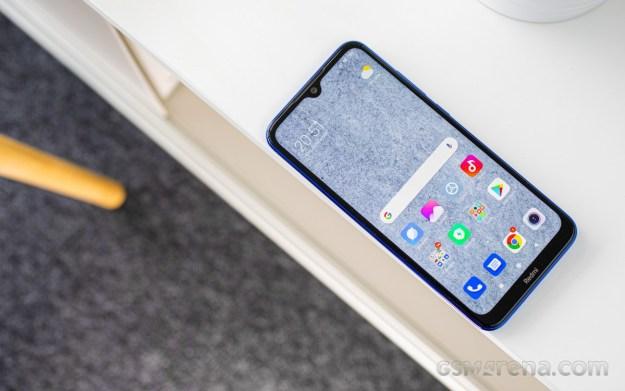MIUI 12 hits Xiaomi Redmi Note 8T's global version