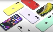 iPhone 12 leak: CAD-based renders show design, 120Hz screens and 3x zoom camera tipped