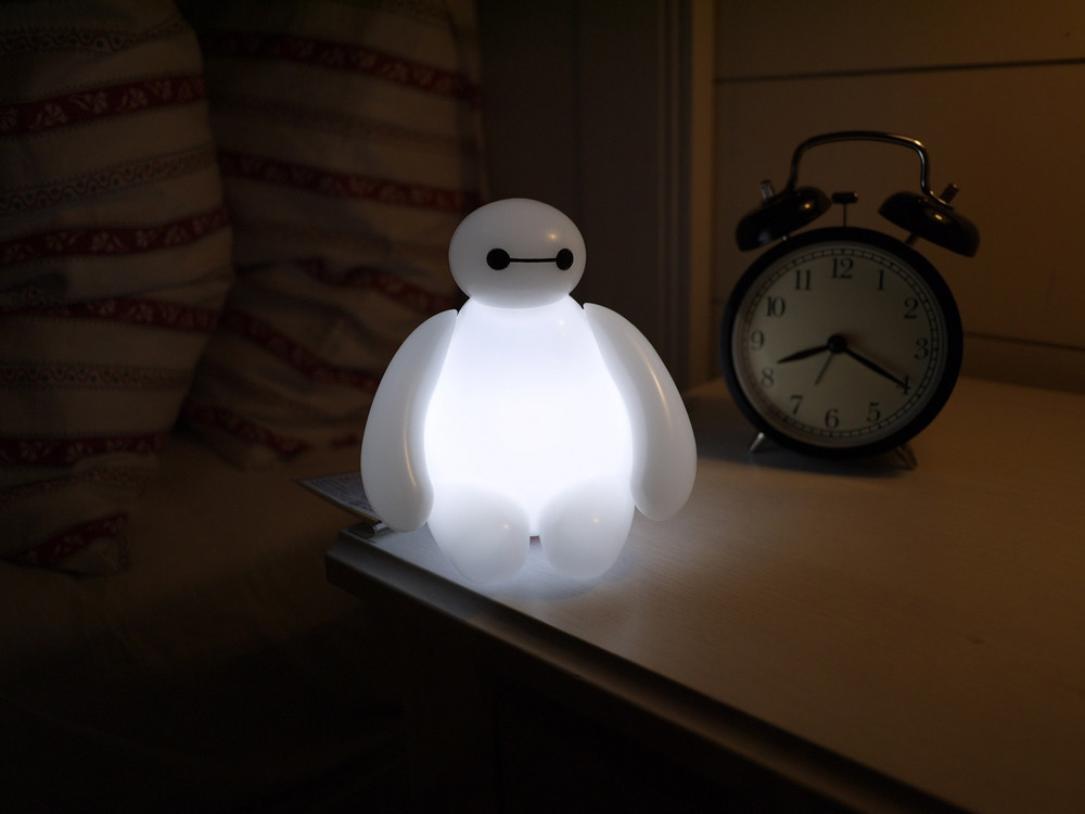 Big Hero 6 Table Desk Lamp