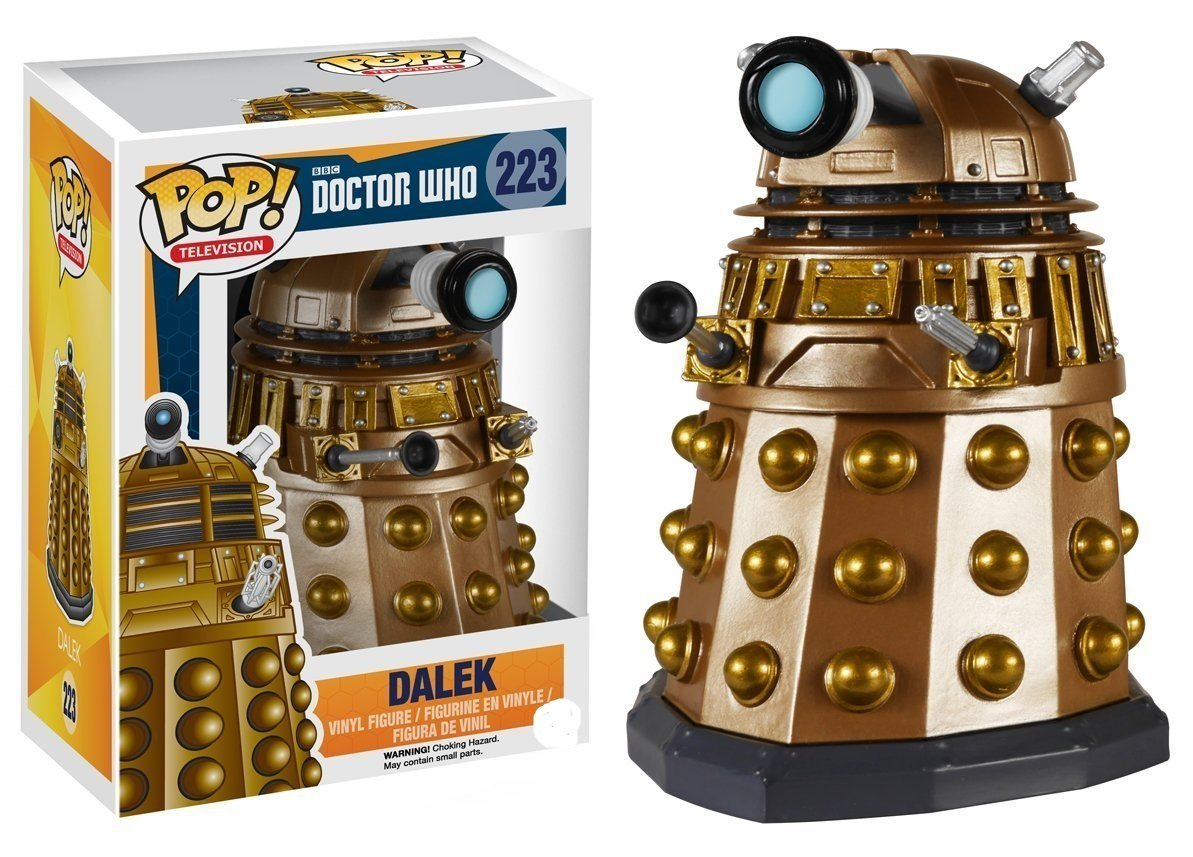 Doctor Who Dalek Action Figure