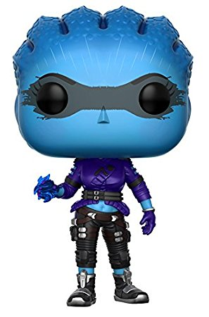 Mass Effect Andromeda Peebee Toy Figure