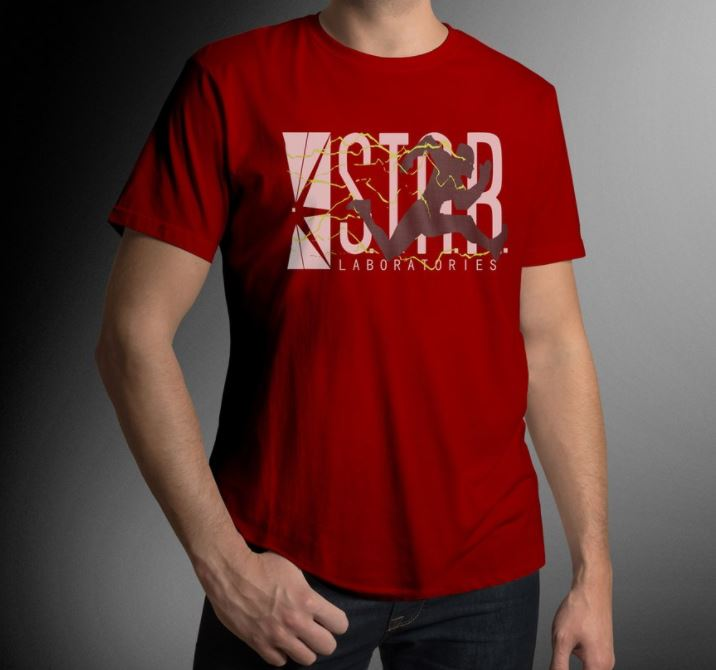 Star Labs The Flash Men's Tee