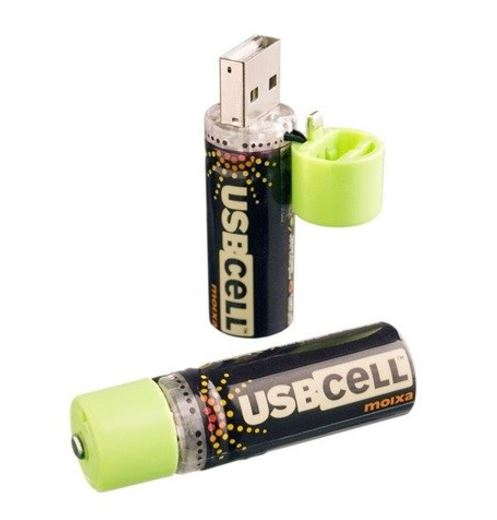 USB Chargable AA Battery