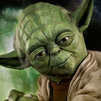 Yoda Star Wars Life-Size Figure