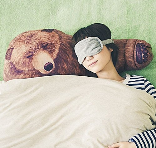 Witty Novelty Bear Hug Pillows