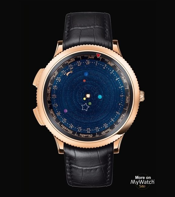 Midnight Planétarium Watch