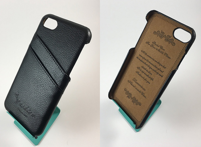 iPhone 7 Genuine Leather case