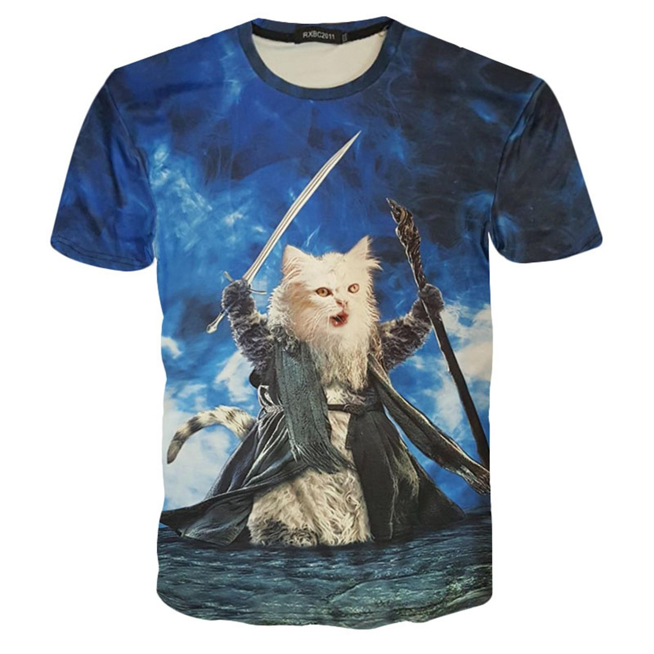 Wizard Cat T-Shirt