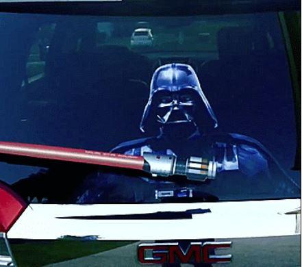 Light Saber Rear Wiper Blade Attachment