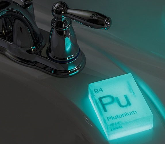 Nuclear Element Soap Bar