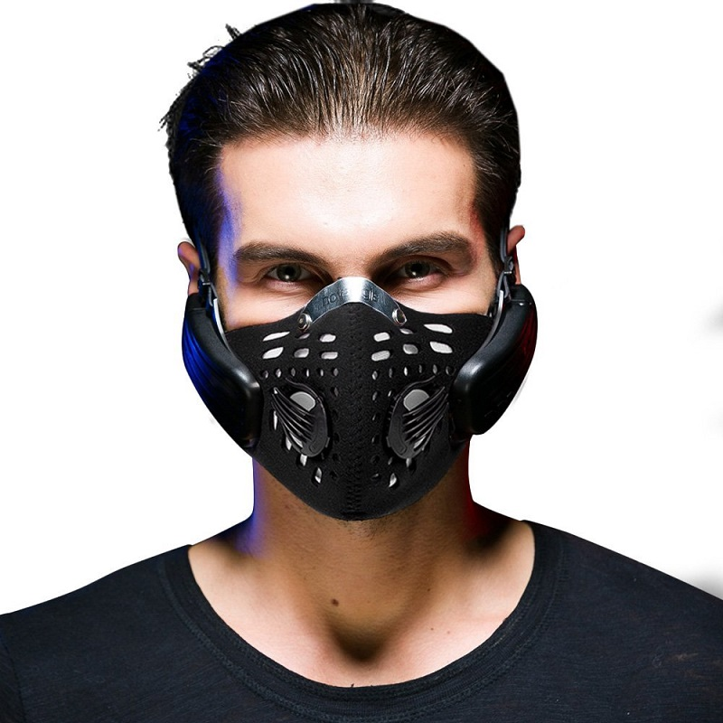 Anti-Pollution Smart Mask