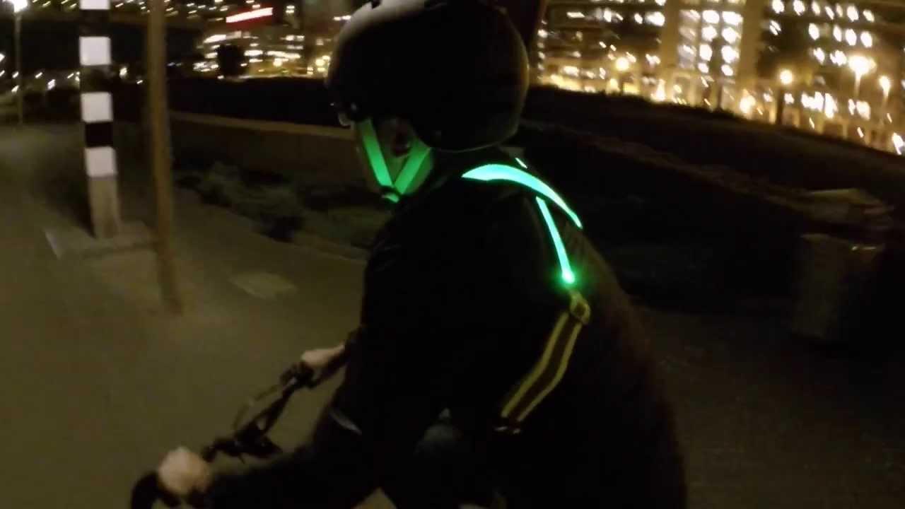 Halo X LED Belt