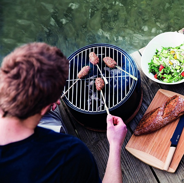 Our Grill Is Absolutely The Best Outdoor Companion. We Made Sure It Can Be  Taken To The Beach, To A Picnic Spot, On A Boat Or Just About Anywhere.