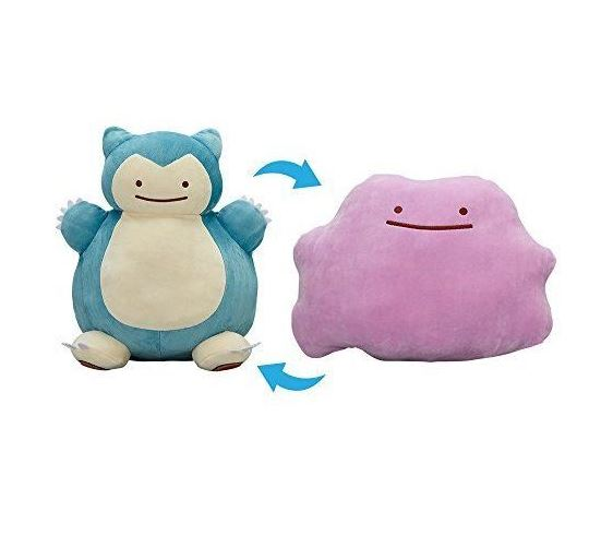 Ditto – Snorlax Plush