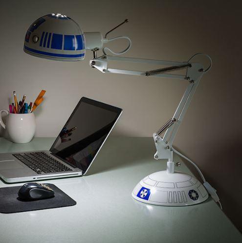R2-D2 Desk Lamp