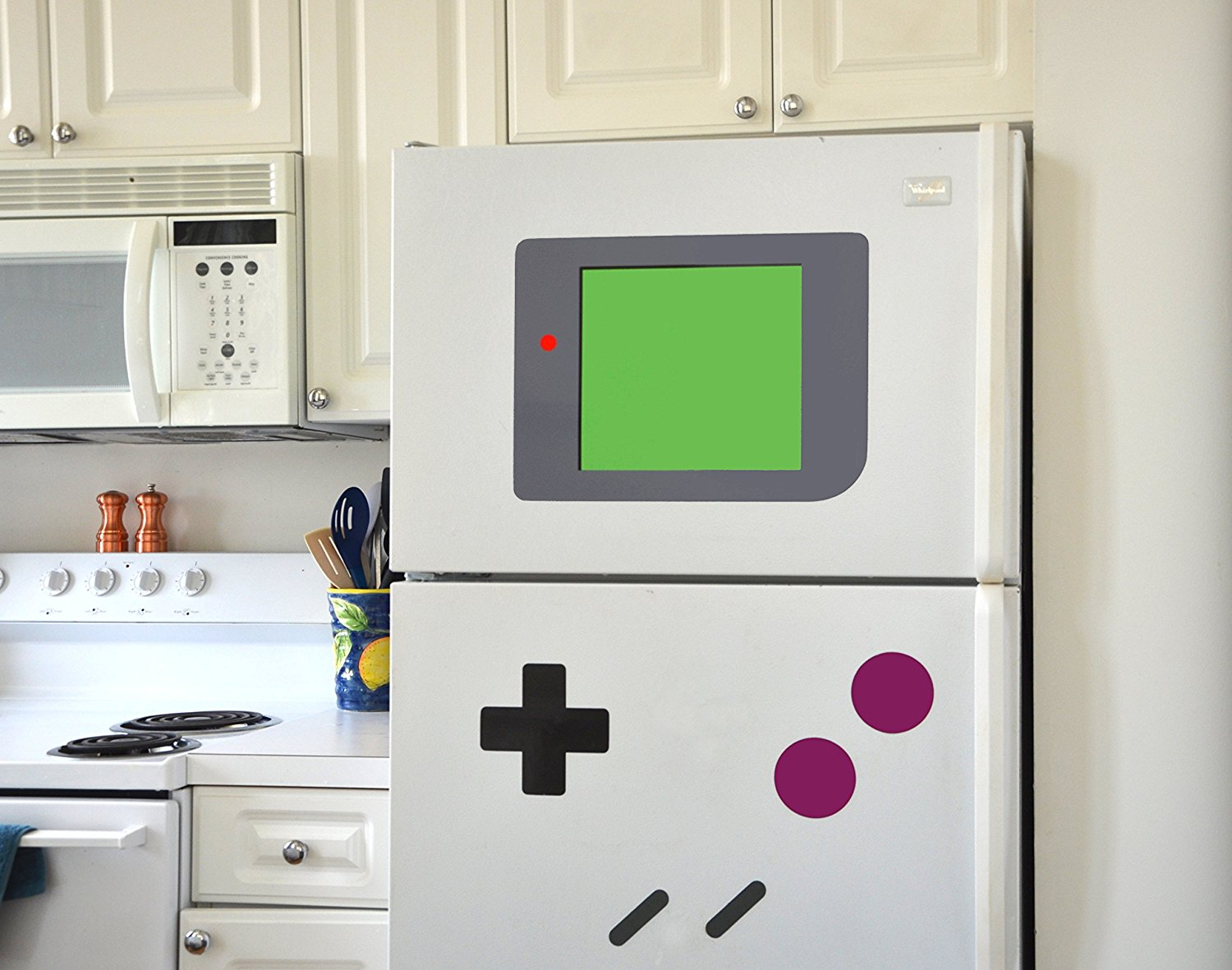 Nintendo game boy refrigerator magnets