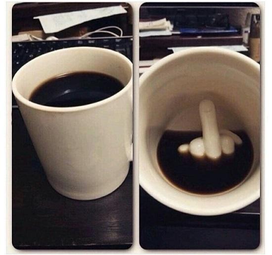 Up Yours Mug