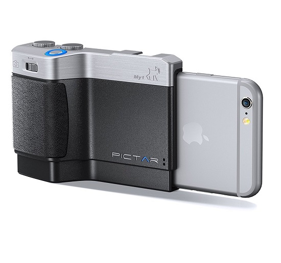 Pictar Plus Camera Grip for iPhone