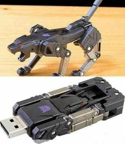 Transformers Usb Drive