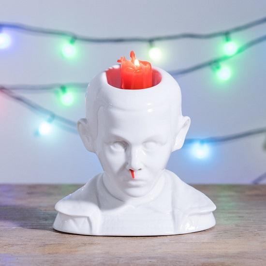 Stranger Things Bleeding Nose Candle