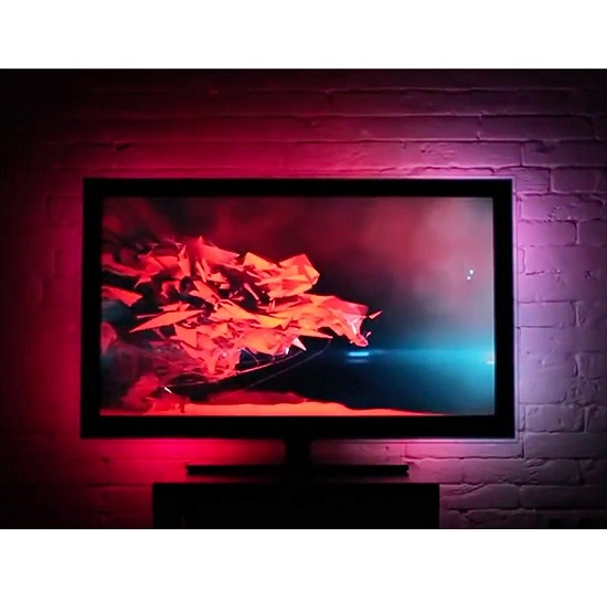 Adaptive LED Backlight System